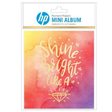 Load image into Gallery viewer, HP Moment Makers Colorwashed Soft Cover Mini Album