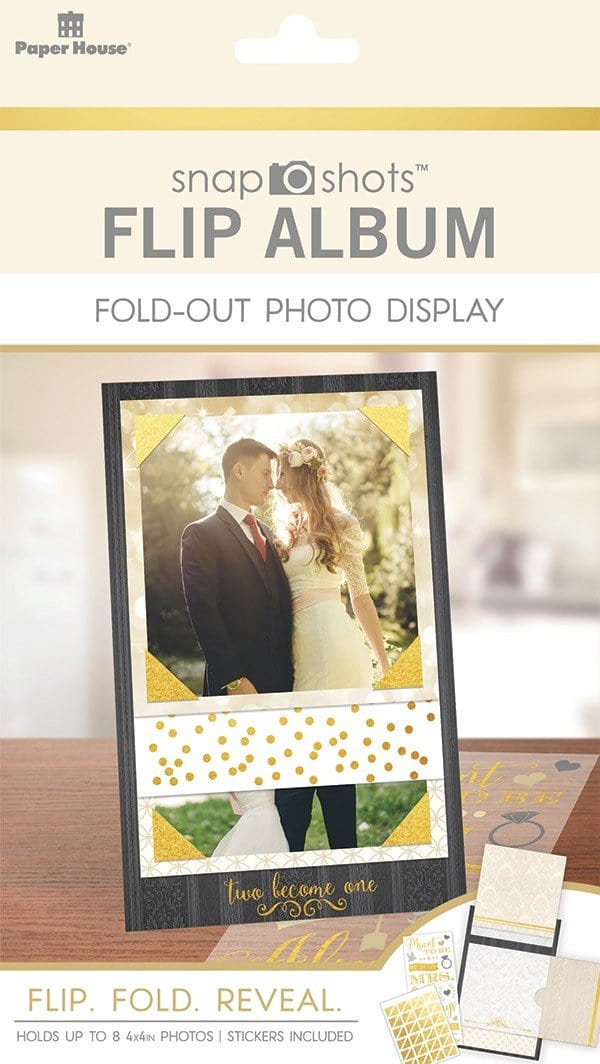 Wedding Flip Album
