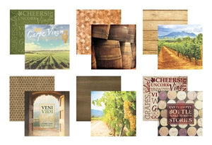 Wine Country Mixed Card Pack