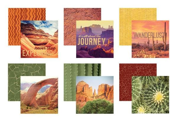 Southwest Mixed Card Pack