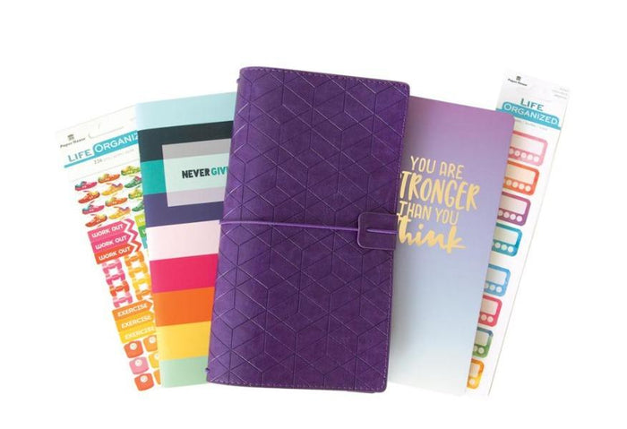 Fitness Journey Book Gift Set