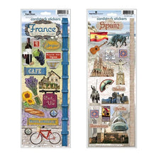 Load image into Gallery viewer, Globe Trotter Sticker Bundle