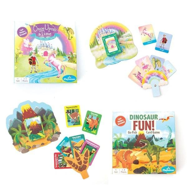 go fish card game set