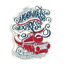 Load image into Gallery viewer, Harry Potter Hogwarts Express Vinyl Sticker