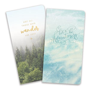 Travel Journey Book Insert Set