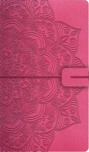 Magenta Mandala Journey Book Cover