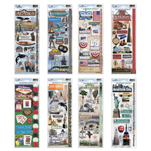 Load image into Gallery viewer, Travel The World Mega Sticker Bundle