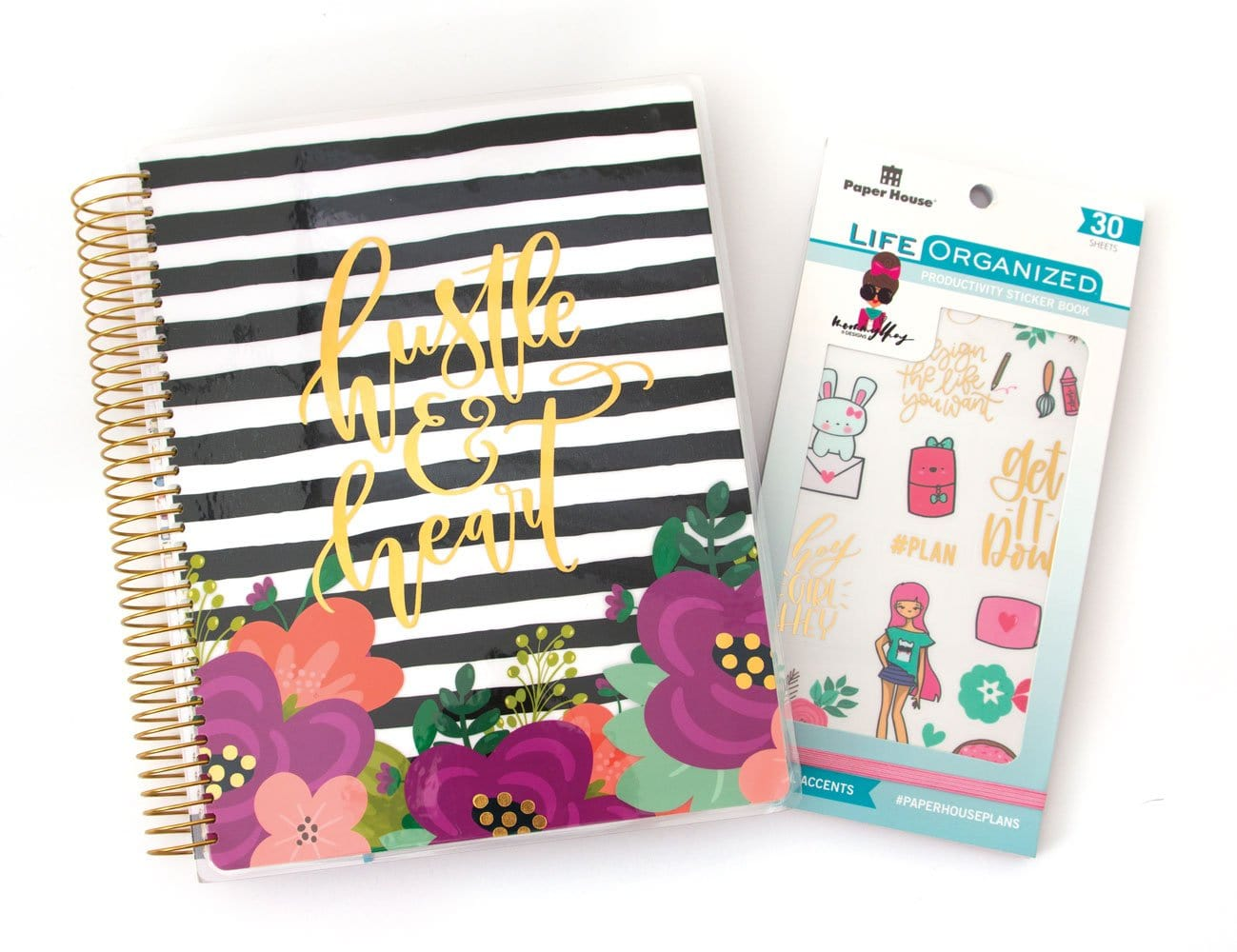 Mommy Lhey Planner Bundle