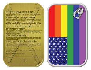 LGBT Can Mini Tricky Notebook