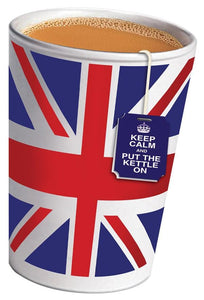 Cup of English Mini Tricky Notebook