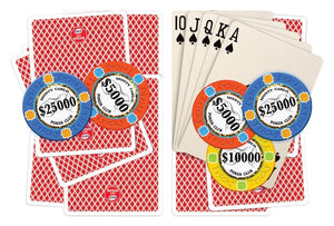 Winning Hand Mini Tricky Notebook