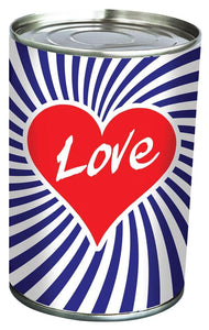 Love Can Mini Tricky Notebook
