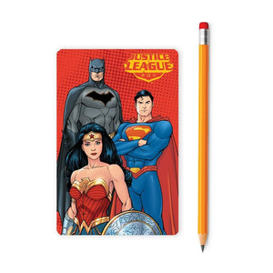 Justice League™ Big Three Mini Notebook