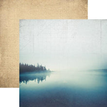 Load image into Gallery viewer, Morning at the Lake Double-Sided Paper