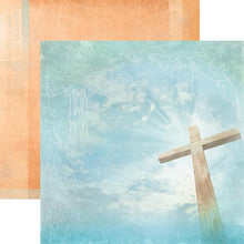 Load image into Gallery viewer, Heavenly Cross Double-Sided Paper