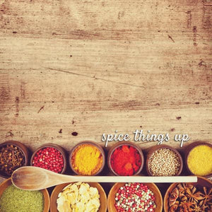 Spice Things Up Double Sided Paper