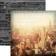 Load image into Gallery viewer, New York City Skyline Double-Sided Paper