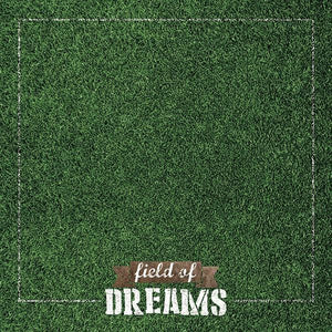 Field of Dreams Double-Sided Paper