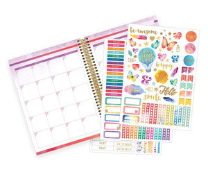 Make This Moment Count 18 Month Undated Planner