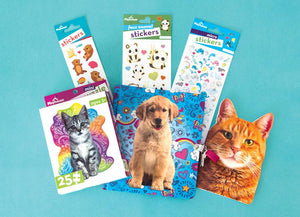 Playhouse- Animal Lover's Gift Set