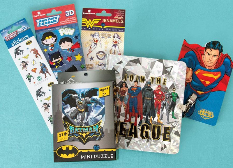 Playhouse- DC Comics™ Superhero Gift Set