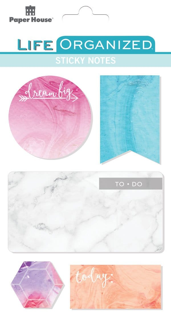 Marbleous Sticky Notes