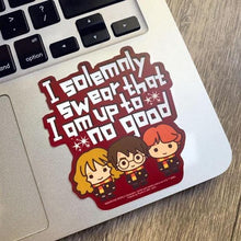 Load image into Gallery viewer, Harry Potter Solemnly Swear Chibi Vinyl Sticker