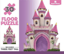 Load image into Gallery viewer, Fairy Tale Castle Floor Puzzle