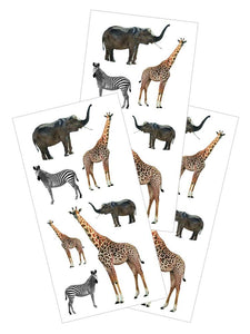 "Zoo 2"" Stickers"