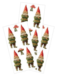 "Gnomes 2"" Stickers"