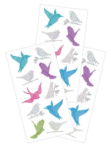 "Birds 2"" Stickers"