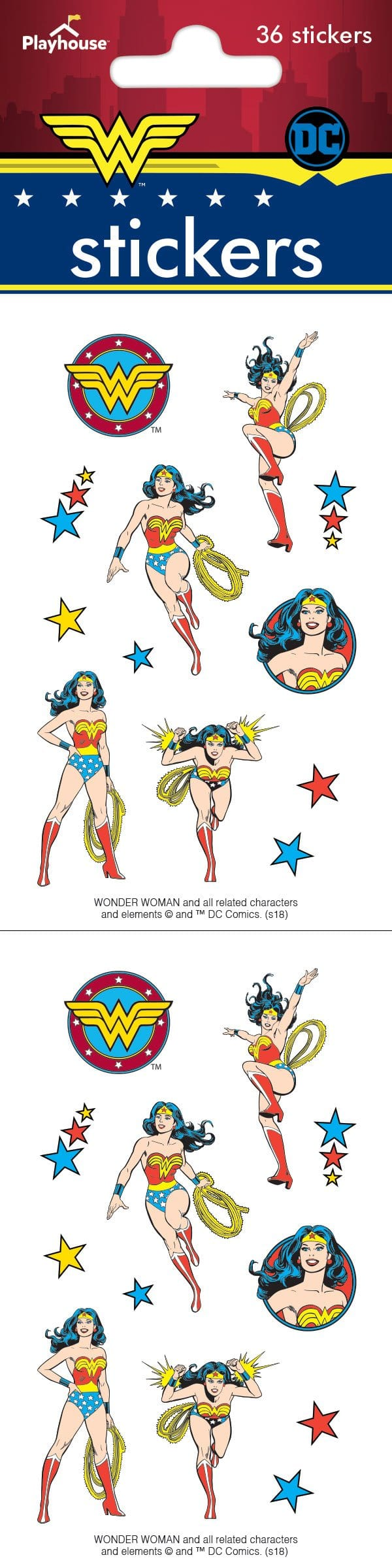 Wonder Woman™ Sticker Pack