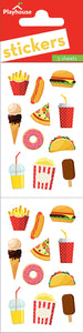 Junk Food Sticker Pack