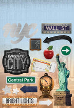Load image into Gallery viewer, New York City Cardstock Multi Pack
