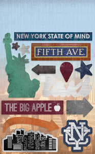 New York City Cardstock Multi Pack
