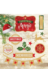 Load image into Gallery viewer, Christmas Magic Cardstock Multi Pack