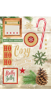 Christmas Magic Cardstock Multi Pack