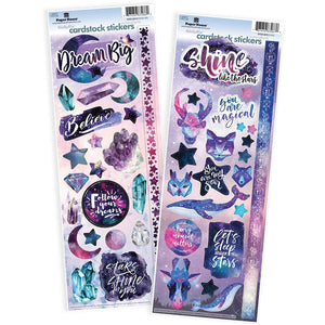 Stargazer Cardstock Sticker Value Pack