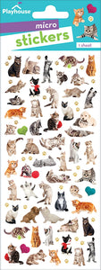Cats Micro Stickers
