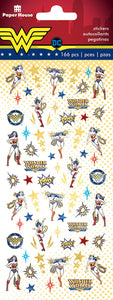 Wonder Woman™ Micro Stickers