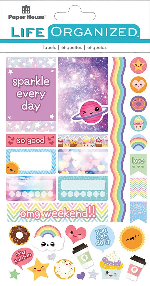 Kawaii Not? Planner Stickers