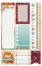 Load image into Gallery viewer, Autumn Woods Planner Stickers