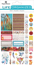 Load image into Gallery viewer, Free Spirit Planner Stickers