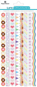 Kawaii Not? Rice Paper Borders
