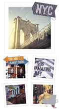 Load image into Gallery viewer, New York City Snapshot Sticker