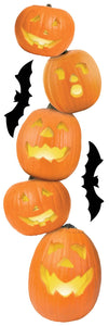 Jack 'O Lanterns 3D Title Sticker