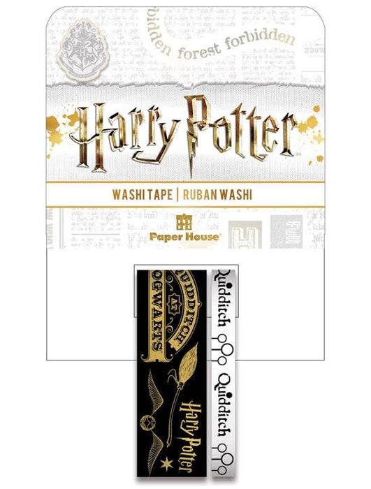 Harry Potter™ Quidditch Washi Tape Set