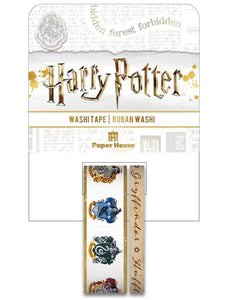 Harry Potter™ House Crests Washi Tape Set