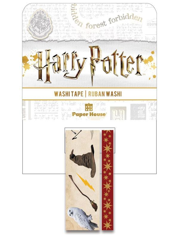Harry Potter™ Icons Washi Tape Set