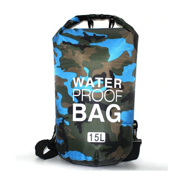 The 15L CAMO Water Proof Bag